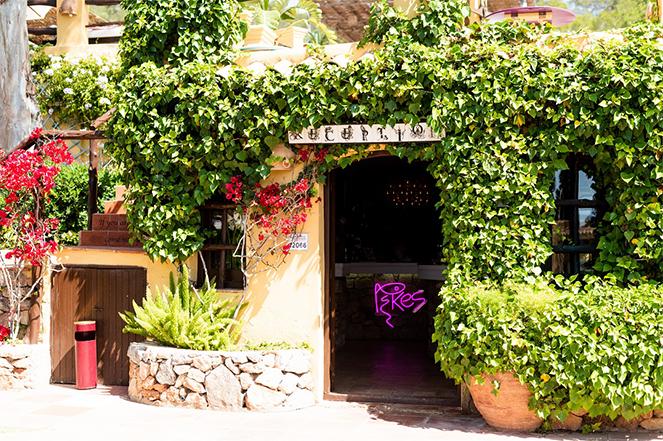 Pikes Ibiza hotel